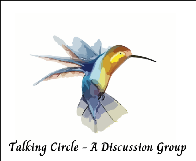 Talking Circle – A Discussion Group Zoom